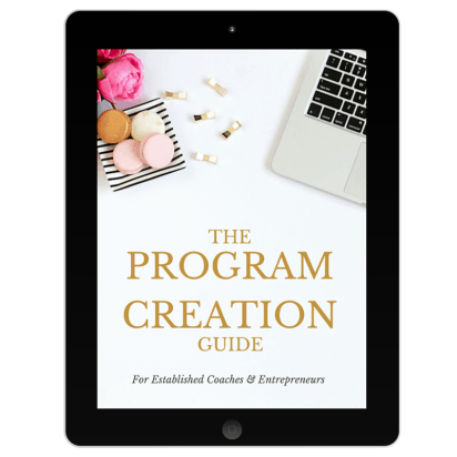 Program Creation Guide Ipad Image